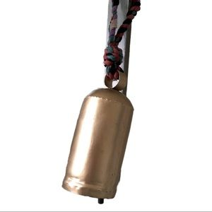 Indian hanging bell accent